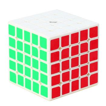 QiYi WuShuang 5x5 White