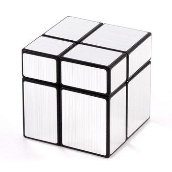 ShengShou 2x2 Mirror cube Silver