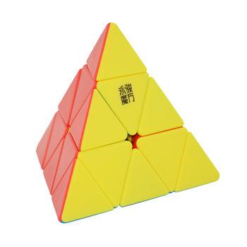 YJ Yulong Pyraminx Stickerless