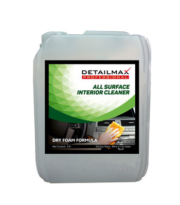 DETAILMAX  Dry Foam All Surface Interior Cleaner 5ltr