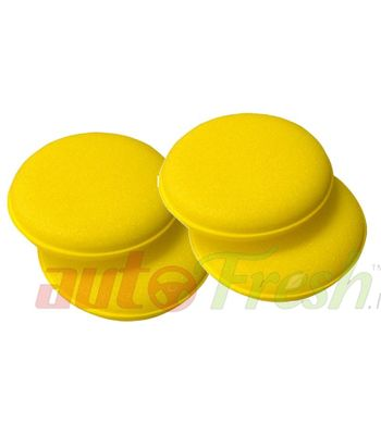 Autofresh-Polish/Wax Applicator Pad(Set of 4)
