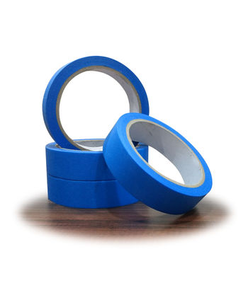 Autofresh Color Masking Tape Blue (Pack of 4)
