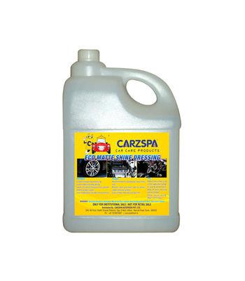 CarzSpa Eco Mat Shine Dressing 5Ltr
