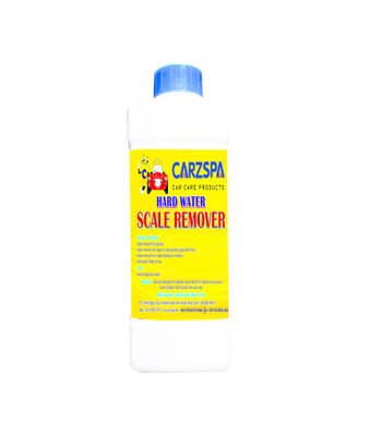 CarzSpa Hard Water Scale Remover From Glass 1Ltr