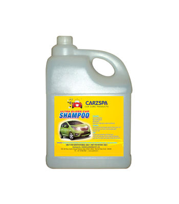 CarzSpa Ultra Gloss Car Shampoo 5 Ltr