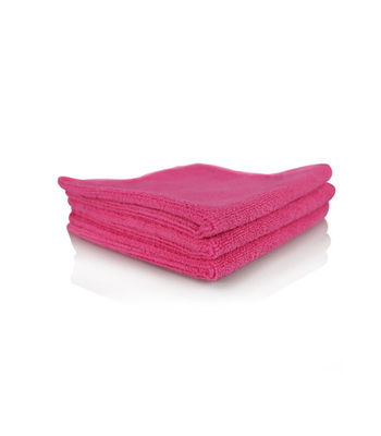 "Chemical Guys Ultra Fine All Purpose Microfiber Towel Pink (15""x15"")"