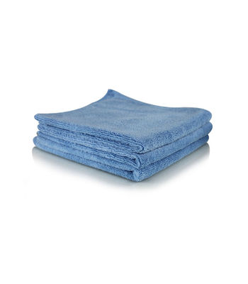 "Chemical Guys Ultra Fine Microfiber Towel Blue (Pack Of 3,15""x15"")"