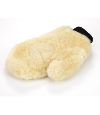 DETAILMAX Sheepskin Wash Mitt With Thumb