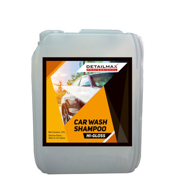 DETAILMAX  Hi-Gloss Car Wash Shampoo - Super Concentrated 5ltr