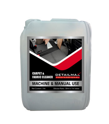 DETAILMAX Carpet & Fabric Cleaner 5ltr
