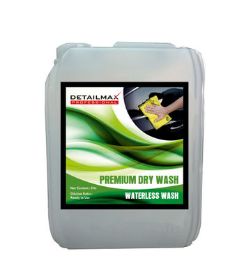 DETAILMAX Premium DRY Wash - Concentrated 5ltr