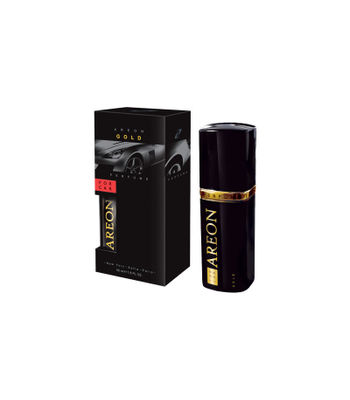 Areon Car Spray Perfume - GOLD 50ml