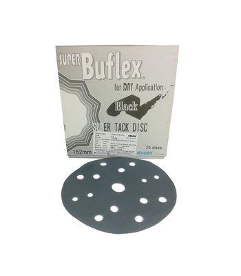 """Kovax - Super Bufflex Sanding Disc 6"""" - Black (3000 Grit)"""