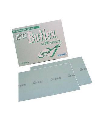Kovax - Super Buflex Sanding Sheet with Slit - Green (2500 Grit), 10pcs