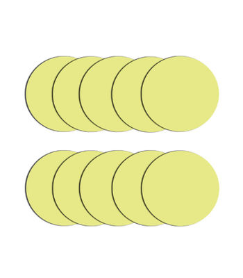 "Kovax – 3"" Dry Sanding Disc 1500Grit(10 Pcs)"