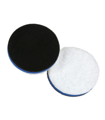 "Lake Country 3.5"" HD Orbital Microfiber Cutting Pad"