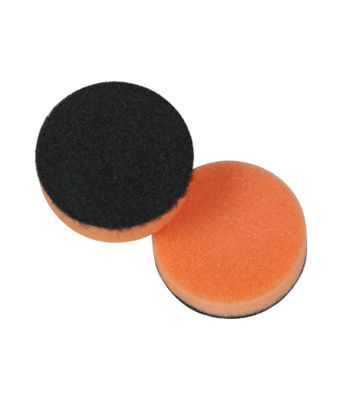 "Lake Country 2"" Tangerine Foam Flat Light Polishing Pad"