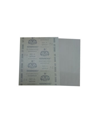 Matador Sanding Sheet / Paper 3000 Grit Set of 10