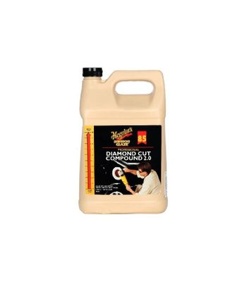Meguiar's - Diamond Cut Compound 2.0, 1 gallon