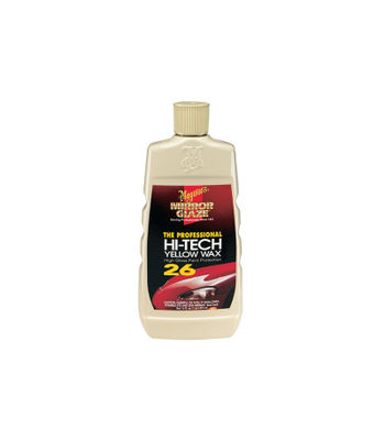 Meguiar's - Hi Tech Yellow Liquid Wax - 473ml