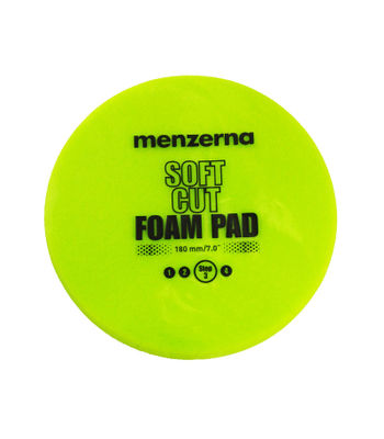 Menzerna Soft Cut Foam Pad 7inch-GREEN(180mm)