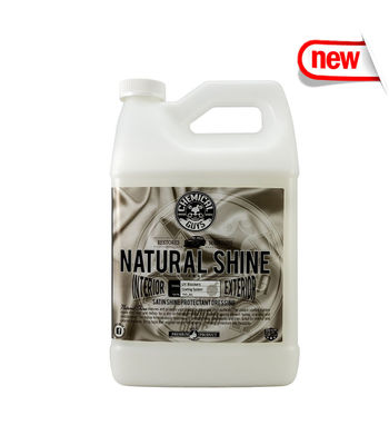 Chemical Guys Natural Shine, Satin Shine Dressing / Polish ( Gal )