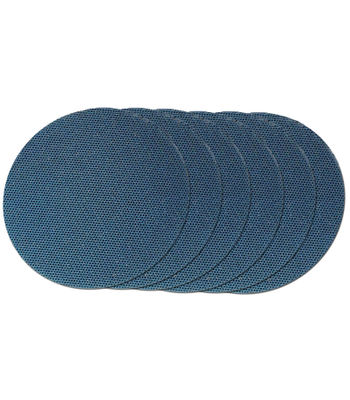 "Norton 3"" Headlight Foam Disc Grit Velcro Based-3000(6pcs)"