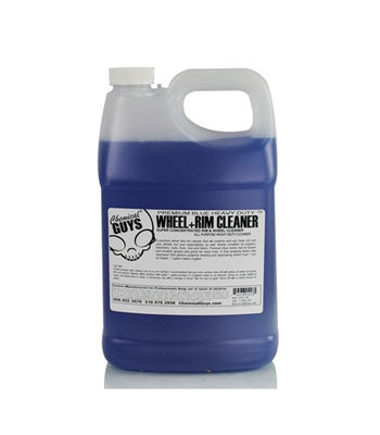 Chemical Guys Premium Blue Wheel And Rim Cleaner ( Gal )