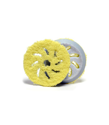 Rupes Yellow Microfiber Finishing Pad 4