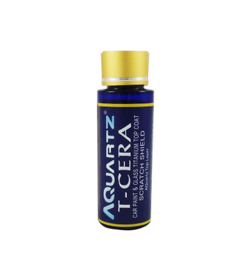 Aquartz T CERA Titanium Coating For Paint & Windshield 40ml