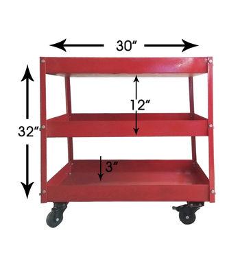 Autofresh Detailing Trolley(3 Tray)
