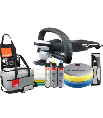 Rupes Bigfoot LH19E Rotary Polisher - DLX KIT
