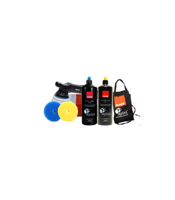 Rupes LHR 21 ES Random Orbital Polisher - SPL Kit
