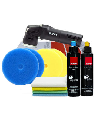 Rupes LHR 75E Mini Random Orbital Polisher - STN Kit