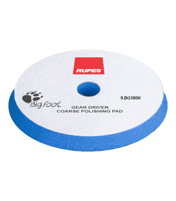 Rupes Mille Coarse Pad Blue 180 mm