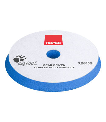 Rupes Mille Coarse Pad Blue 150 mm