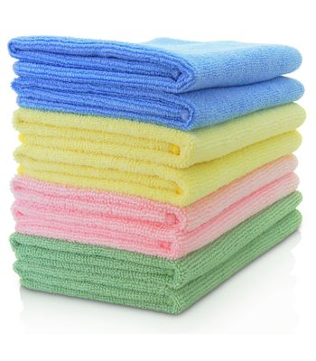 Autofresh All Purpose Cleaning Microfiber ( set of 8 )