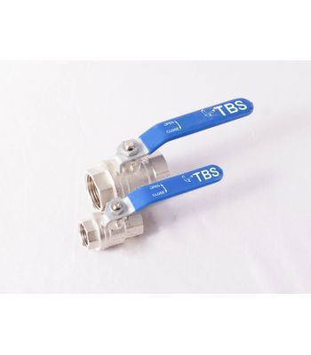 TBS 2211 Brass Ball Valve 10 mm Brass