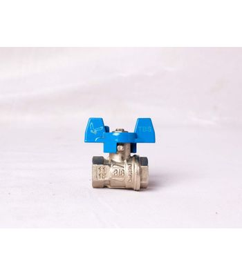 TBS 2222 Brass Ball Valve 10 mm Brass