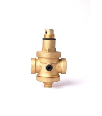 TBS 6143 Pressure Reducing Valve 100 mm Brass
