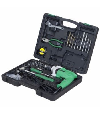 Hitachi Impact Drill Tool Kit, 1.4kg, 550W,