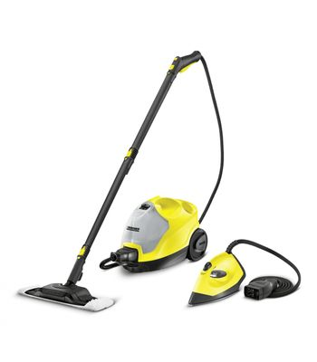 Karcher SC 4 Iron Kit Steam Cleaner & Stem Vac