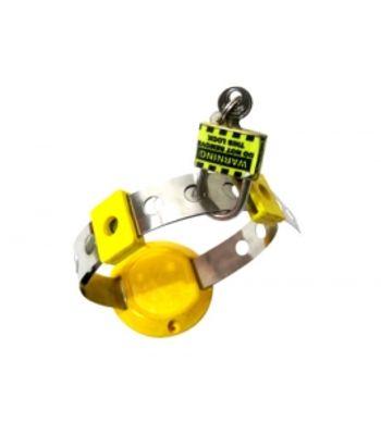 Aktion Ak-HPL-43, Electric Handle Lockout with Panel Lockout