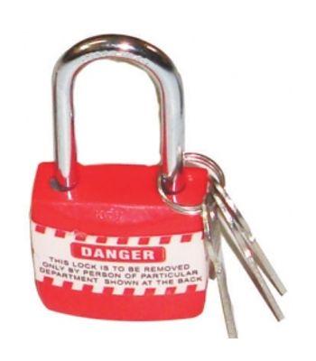 Aktion Safety AK-JPL-101 Lockout Padlock