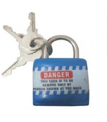 AKTION AK-JPL-103 ABS Material Safety Lockout Padlock
