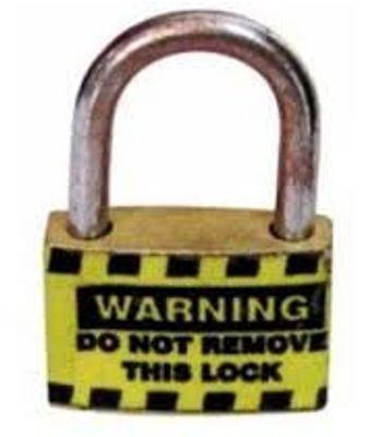 AKTION AK-JPL-108 Safety Lockout Padlock
