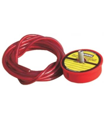 Aktion Safety AK-MRD-29 Round Multipurpose Cable Lockout Device