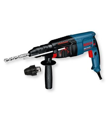 Bosch Rotary Hammer Drill, GBH 2-26 DFR, 30 MM,2.90 Kg,0-900 RPM,800 W