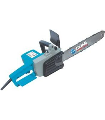CUMI Electric Chain SaW, CCS 405, PoWer Input (W) 1300, Weight (kg) 3.8 kg, Operating Voltage 230 v 50 Hg, Speed 400m/min