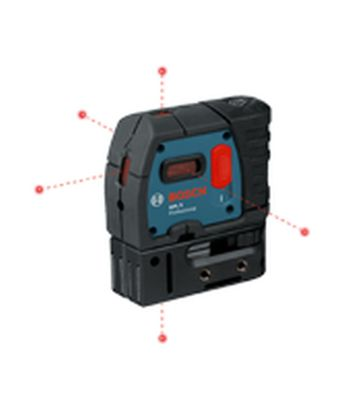 Bosch,  GPL 5 Professional Point Laser